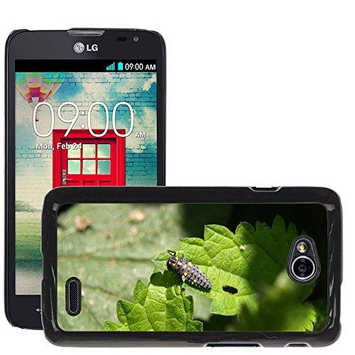 Nur Handy HOT Style Handy PC Hard Case Cover//m00139315Larven Beetle//LG Optimus L70MS323