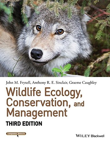 Wildlife Ecology, Conservation, and Management (Wiley Desktop Editions)