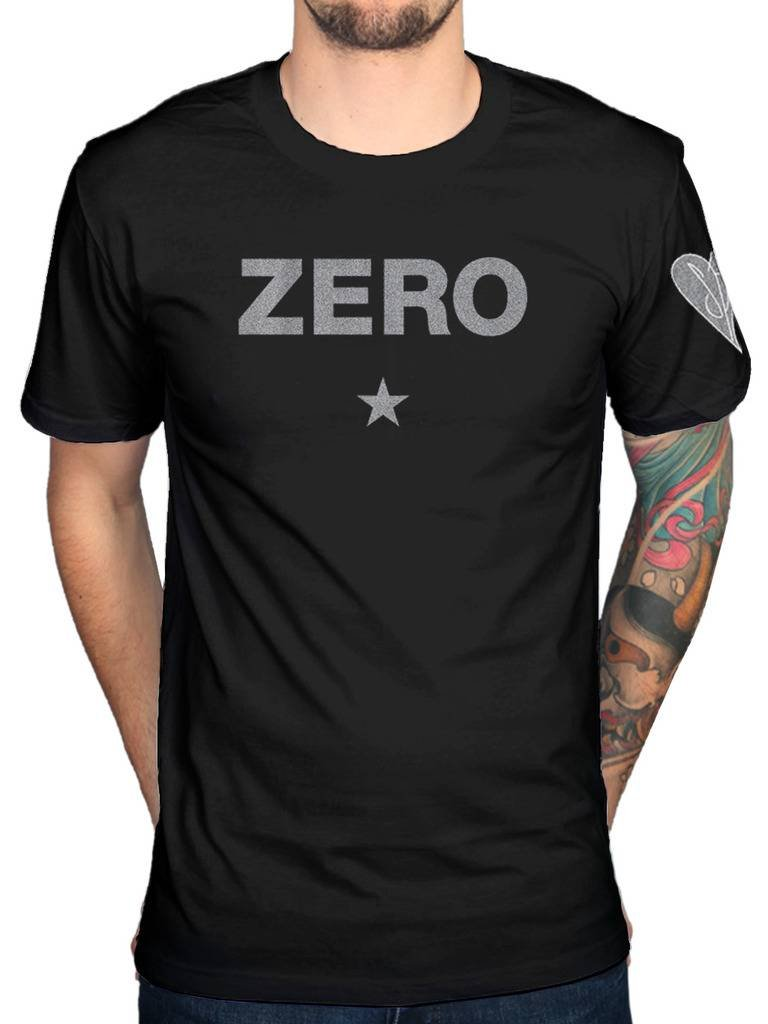 Official Smashing Pumpkins Zero Classic T-Shirt