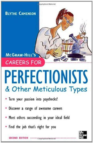 Careers for Perfectionists & Other Meticulous Types, 2nd Ed. (Careers For Series) (English Edition)