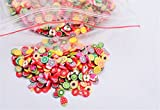 Holzsammlung 10000 Pieces 3D Polymer Assorted Cute Designs Nail Art Slices DIY Canes Stickers Rods Manicure Decoration #1