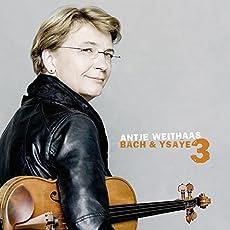 Bach/Ysaye: Vol 3
