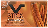 V Stick Premium Chewing Gum flavour (Pack of 5) (Cinnamon)