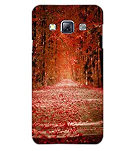 SAMSUNG GALAXY A3 SCENERY Back Cover by PRINTSWAG