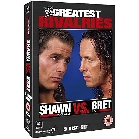 WWE's Greatest Rivalries: Shawn Michaels Vs Brett Hart