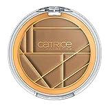 Catrice Cosmetics Soleil D'été Sun Stripping Bronzer Nr. C01Each And Every Sun Inhalt: 9,1g Bronzer matt für leichte Bräune im Gesicht.