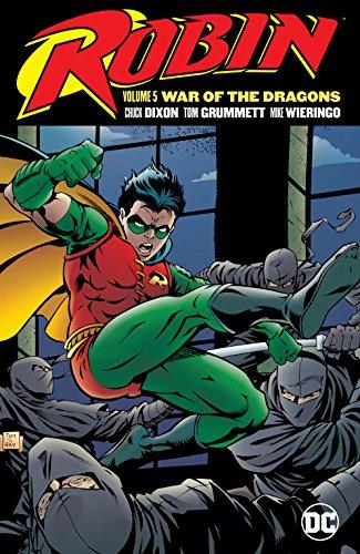 Robin (1993-2009) Vol. 5: War of the Dragons (English ...