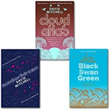David Mitchell Collection 3 Books Set, (Black swan Green, number 9bream and c...