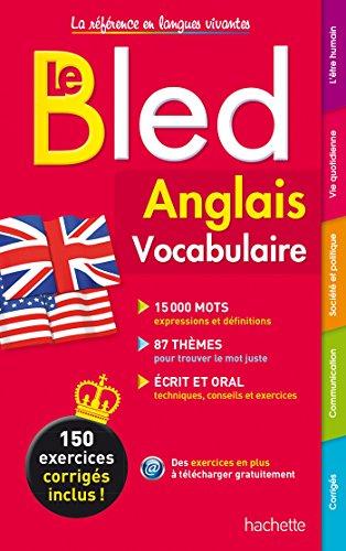Bled Vocabulaire Anglais par Isabelle Perrin