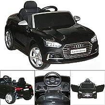 c0e7774d31e3b2 Unbekannt Voiture électrique pour Audi S5 véhicule Enfant 12 V avec  télécommande ...