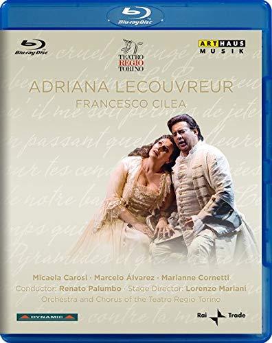 Preisvergleich Produktbild Francesco Cilea - Adriana Lecouvreur [Blu-ray]