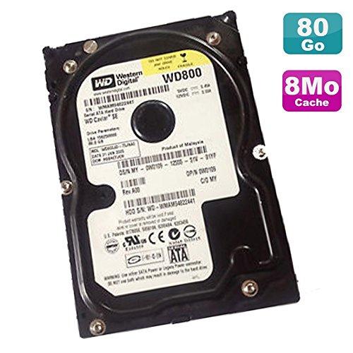 Caviar Se 80gb Festplatte (Festplatte 80 GB SATA 3.5