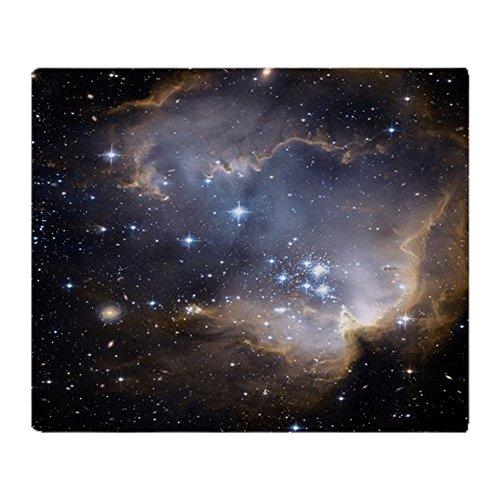 CafePress–Deep Space Nebel–weicher Fleece Überwurf Decke, 127x 152,4cm Stadion Decke
