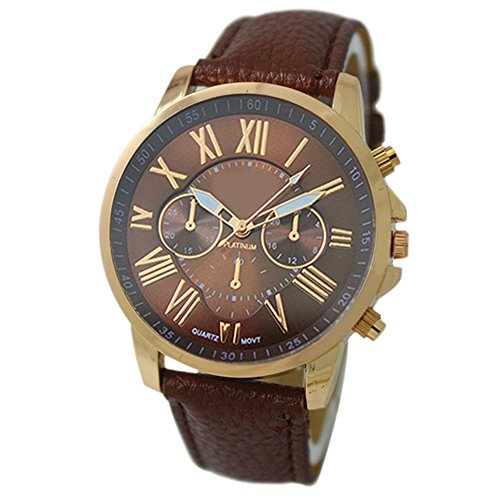 sanwood-womens-faux-leather-wrist-watch-brown
