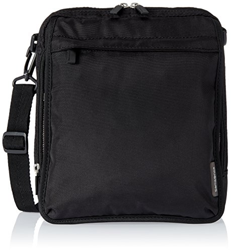 Samsonite Black Messenger Bag(Z34 (0) 09 054)