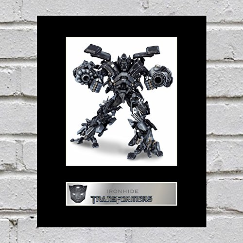 Ironhide montiert Foto Display Transformers - Lone Dvd Survivor