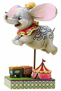 Disney Traditions Dumbo Faith in Flight Figurine