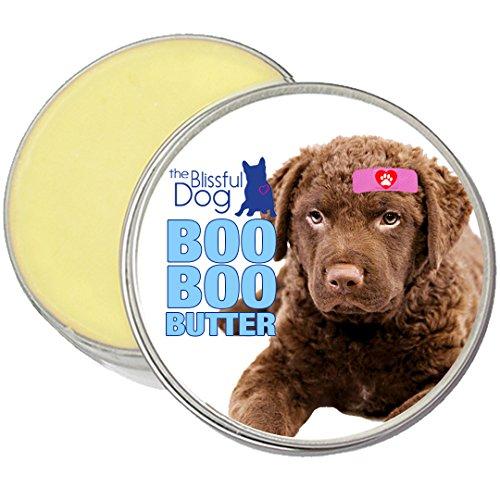 Die Blissful Hund Chesapeake Bay Retriever Boo Boo Butter, 2oz (Bay Schnitt)