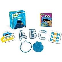 Sesame Street: Cookie Monster Cookie Cutter Kit (Running Press Mini Editions)