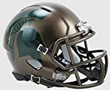 Riddell Michigan State Spartans Speed - Casco de fútbol de Bronce