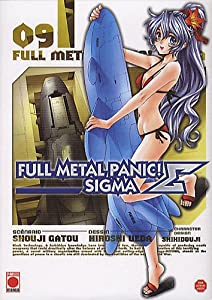 Full Metal Panic - Sigma Edition simple Tome 9