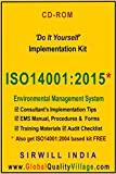 ISO 14001:2015 Implementation Kit (Manual, Procedures, Forms, etc.)