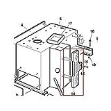 Gummischutz für Abdrücker Reifenmontagemaschine RP-U200PN RP-U221PN RP-U230PN...