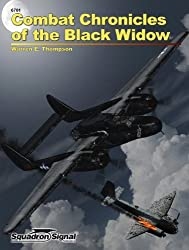 Combat Chronicles of the Black Widow (6701) by Warren E. Thompson (2011-08-23)