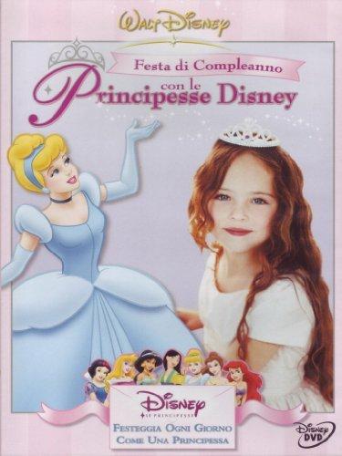 Festa Di Compleanno Con Le Principesse Disney by animazione