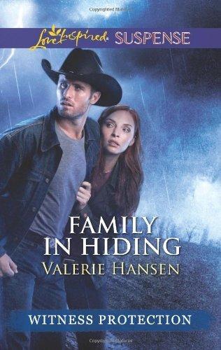 Family in Hiding (Love Inspired Suspense) by Valerie Hansen (6-May-2014) Mass Market Paperback
