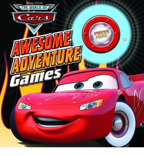 Disney Board Game Book:Cars