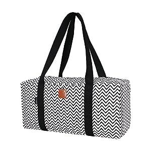 Original ♡ T-BAGS THAILAND Reisetasche | 23 coole Designs | unisex Stofftasche mit Reißverschluss | Travelbag Modell 2018 | perfekt für Handgepäck