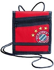 FC bayern münchen 18829 ariya thaishop pochette tour de cou rouge
