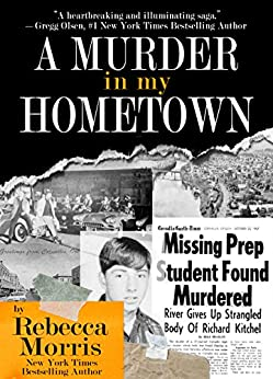 A MURDER IN MY HOMETOWN (English Edition) von [Morris, Rebecca]