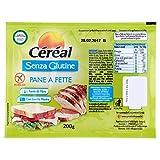 Céréal Pane a Fette Senza Glutine - 200 g