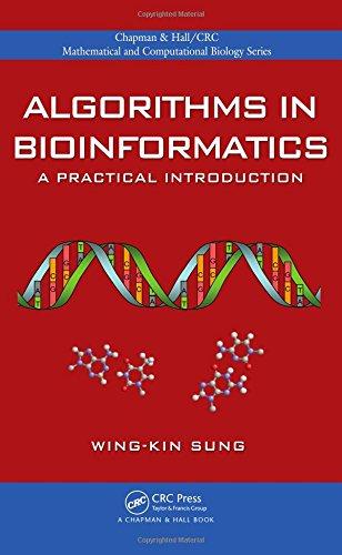 Algorithms in Bioinformatics: A Practical Introduction