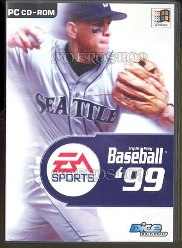Triple play baseball 99 - PC - UK (Triple Play 99)
