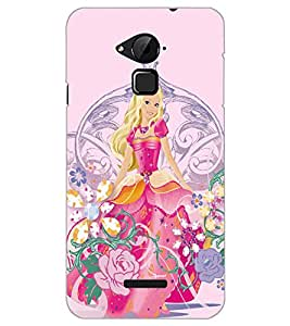 COOLPAD NOTE 3 PRINCES Back Cover by PRINTSWAG