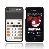 Geekgoodies Retro Calculator Hard Case Cover For Apple iPhone 4 / 4s