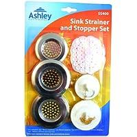 Ashley - Set di filtri e tappi