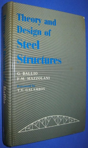 Theory and Design of Steel Structures