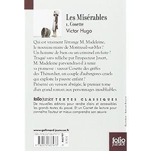 Les misérables (Tome 1-Cosette)