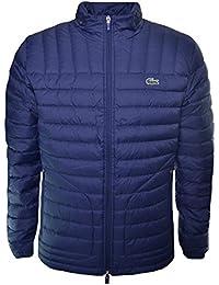 Lacoste Men's Navy Blue Padded Jacket
