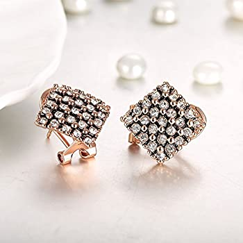 Amberma Fancy&stylish Earrings Design Stud,women's Jewellery, Gifts For Women Girls Friends 1