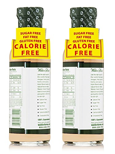 Walden Farms Thousand Island Dressing 2-Pack - 2