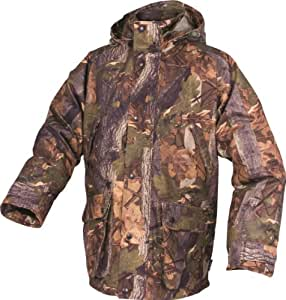 Jack Pyke Field Smock Jacket - Waterproof Breathable Silent Stealth Fabric -L