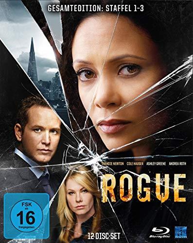 Rogue - Gesamtedition Staffel 1-3 [Blu-ray]