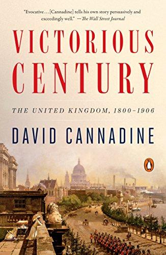 Victorious Century: The United Kingdom, 1800-1906 por David Cannadine