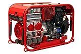 Stromerzeuger SEB 16000WDE-DIN LFVOÖ mit HONDA GX 690 Motor IP54, AVR-Regelung, Elektrostart Feuerwehrausführung