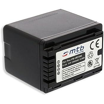 Cable USB Panasonic hc-v510 hc-v520m hc-v520 cable de datos negro